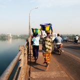 Crossing the River Niger