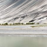 Scree slopes above the Indus River Valley