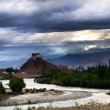 Stakna Gompa (buddhist monastery), near Leh