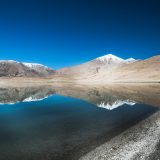 Portfolio, Tso Kiagar, a high altitude salt water lake